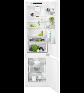Combina frigorifica Electrolux ENN3074EFW