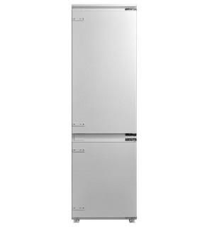 Combina frigorifica Heinner HC-M241NFBI+