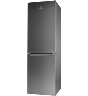 Combina frigorifica Indesit LI8 FF2I X