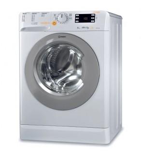 Masina de spalat rufe cu uscator Indesit XWDE861480X