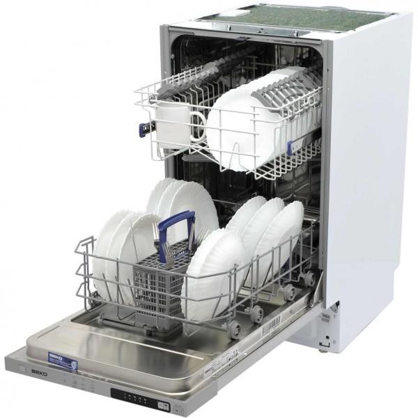 masina de spalat vase beko dis1401. Black Bedroom Furniture Sets. Home Design Ideas