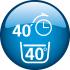 Aqua Perfect 40'/40°